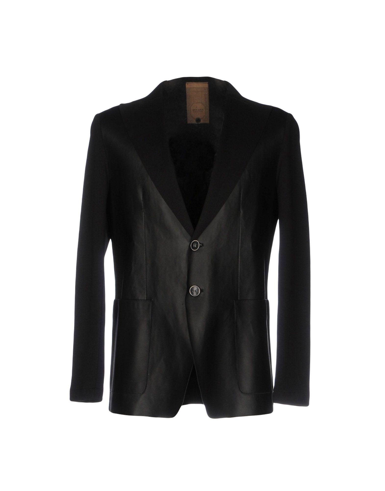 GIOCASTA Blazers in Black
