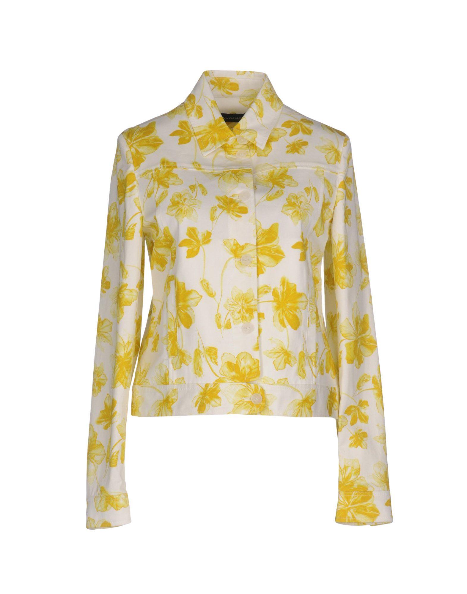 DIANA GALLESI Куртка diana gallesi джинсовая верхняя одежда