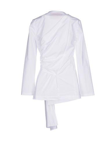 Фото 2 - Женский пиджак COLLECTION PRIVĒE? белого цвета