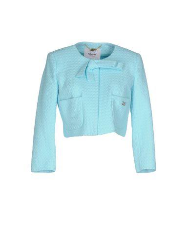 Фото - Женский пиджак  бирюзового цвета