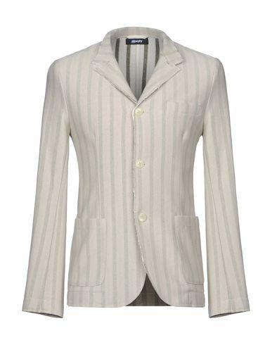 Купить Мужской пиджак STILOSOPHY INDUSTRY бежевого цвета