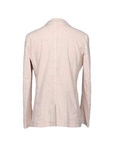 Фото 2 - Мужской пиджак IANUX #THINKCOLORED светло-розового цвета