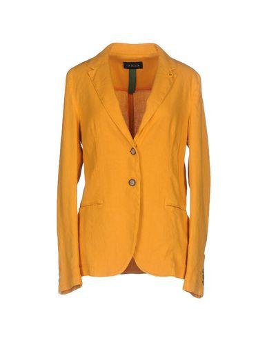 Фото - Женский пиджак IANUX #THINKCOLORED цвет охра