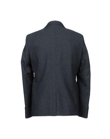Фото 2 - Мужской пиджак OFFICINA 36 цвет стальной серый