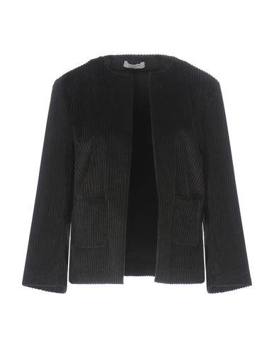 Фото - Женский пиджак  цвет стальной серый