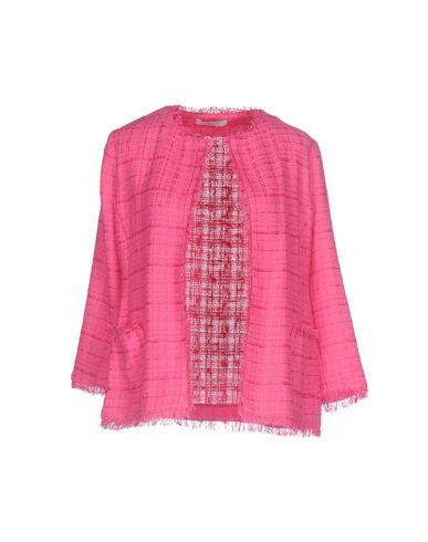 Фото - Женский пиджак  цвета фуксия
