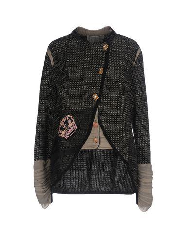 Купить Женский пиджак ELISA CAVALETTI by DANIELA DALLAVALLE черного цвета
