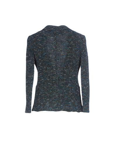 Фото 2 - Женский пиджак  цвет цвет морской волны