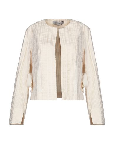 Фото - Женский пиджак SPORTMAX бежевого цвета