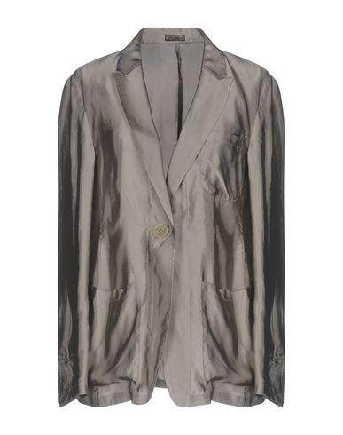 Фото - Женский пиджак MALÌPARMI светло-серого цвета