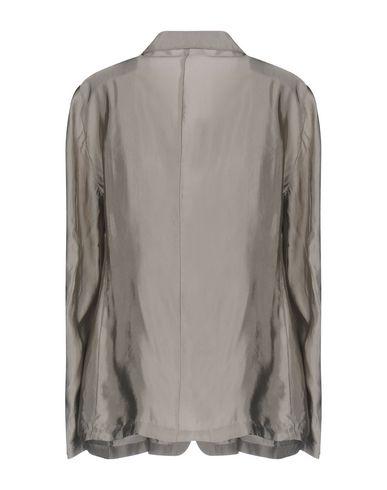 Фото 2 - Женский пиджак MALÌPARMI светло-серого цвета