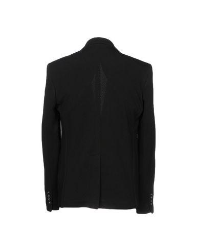 Фото 2 - Мужской пиджак EREDI DEL DUCA черного цвета