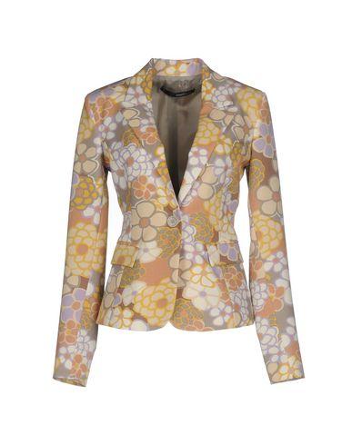 Фото - Женский пиджак ANNARITA N. желтого цвета