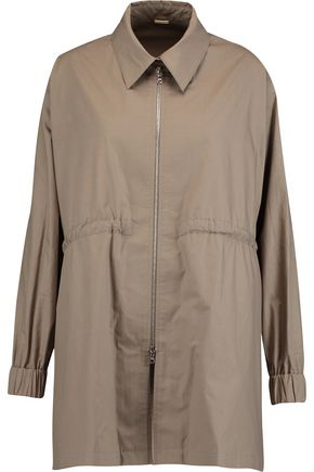 ADAM LIPPES Cotton-gabardine jacket