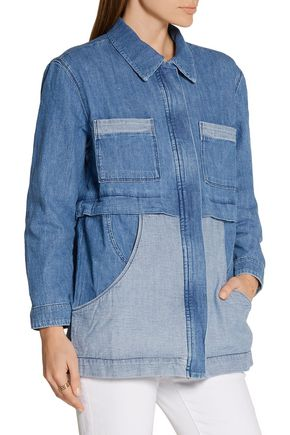 M.I.H JEANS Painters chambray jacket