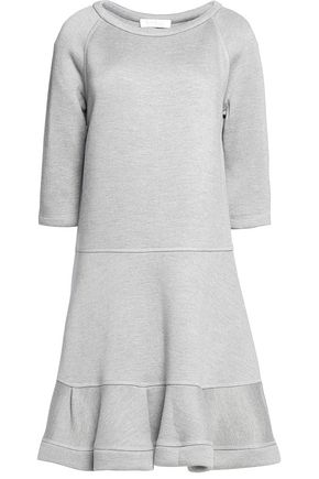 CHLOÉ Fluted jersey dress