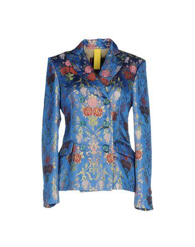 Купить Женский пиджак  синего цвета