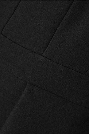 ALEXANDER MCQUEEN Wool-blend peplum blazer