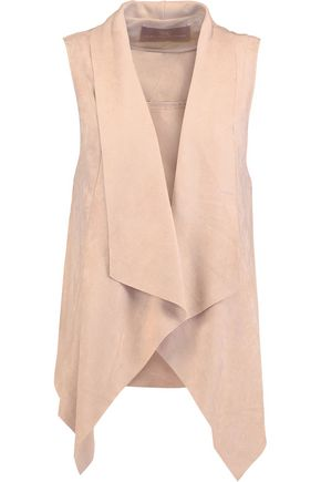 TART COLLECTIONS Paz faux suede vest