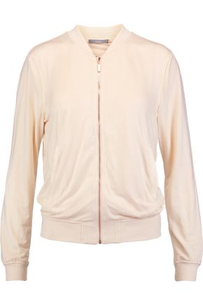 TART COLLECTIONS Hollice washed-jersey jacket
