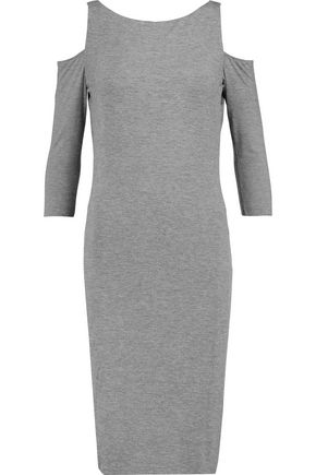 BAILEY 44 Shoulder cutout jersey dress
