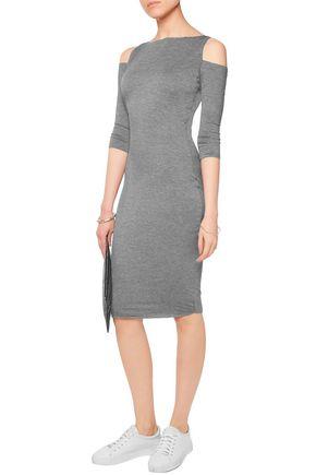 BAILEY 44 Shoulder cutout jersey dress