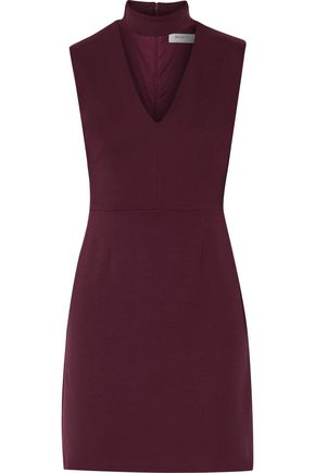 BAILEY 44 Cutout ponte mini dress