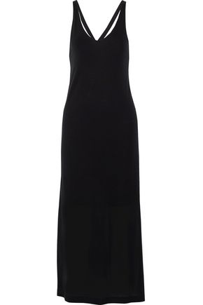 RAG & BONE Malibu stretch-jersey midi dress