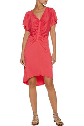 KAIN LABEL Simone ruched stretch-jersey dress