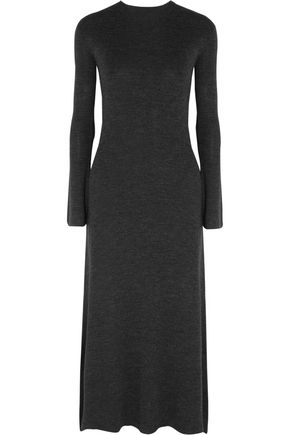 BY MALENE BIRGER Ribbed-knit midi dress