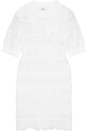 GOEN.J Broderie anglaise cotton dress