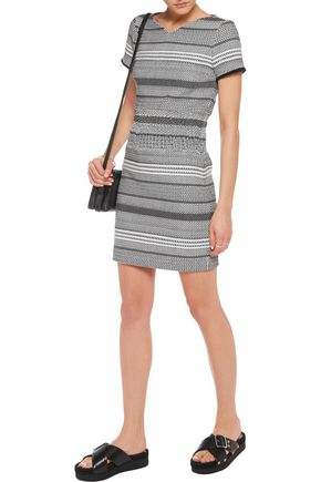 MAJE Tweed mini dress