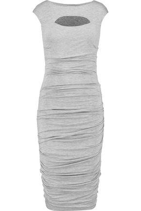 BAILEY 44 Draped stretch-jersey dress