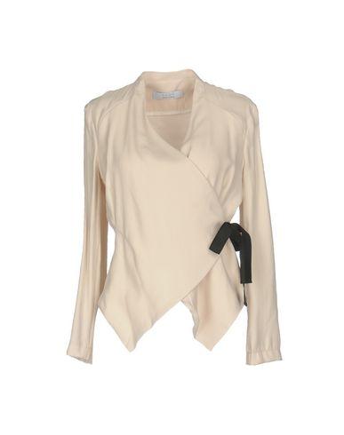 Фото - Женский пиджак  цвет слоновая кость