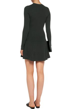 A.L.C. Miriam ribbed-knit dress