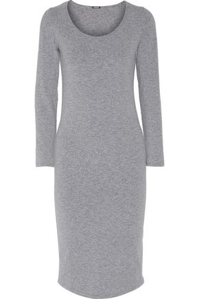 MONROW Stretch-jersey dress
