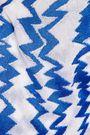 MISSONI Wrap-effect crochet-knit dress