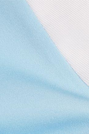 VIONNET Draped silk blazer