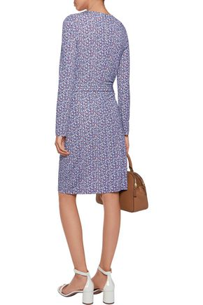 TORY BURCH Chrissy printed cady dress