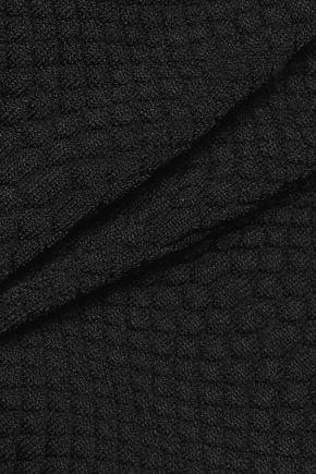 MICHAEL MICHAEL KORS Jacquard stretch-knit dress