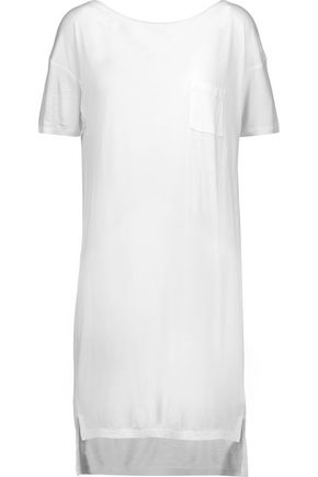 T by ALEXANDER WANG Stretch-jersey mini dress