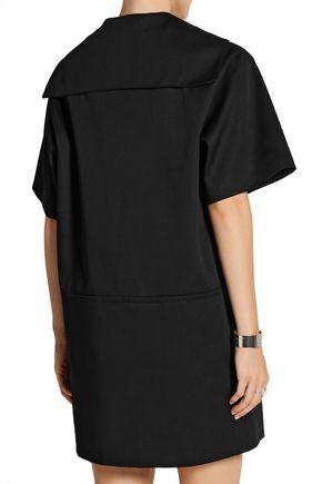 MIU MIU Cotton-twill mini dress