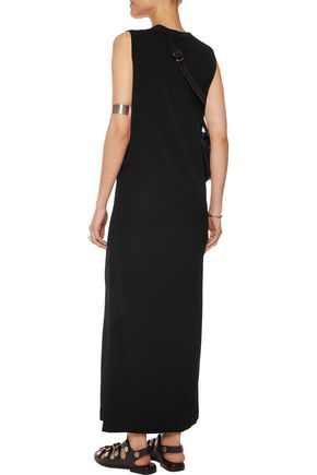 T by ALEXANDER WANG Jersey maxi dress
