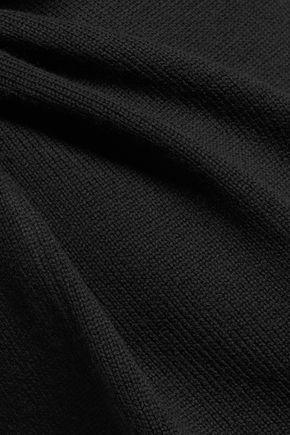 T by ALEXANDER WANG Wool mini dress