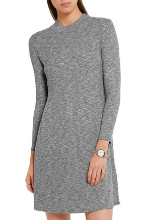 MADEWELL Cityblock ribbed stretch-knit mini dress