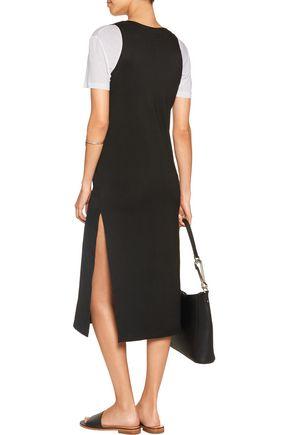 LNA Stretch-jersey maxi dress