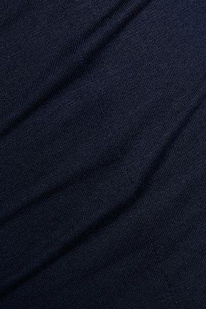 KAIN Copa asymmetric strech-modal dress