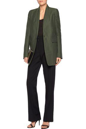 RICK OWENS Faun jacquard blazer