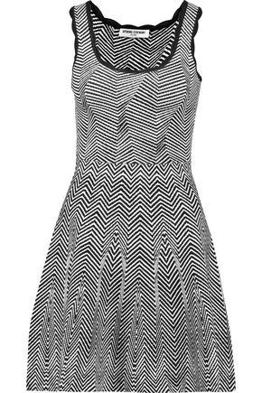 OPENING CEREMONY Stretch-knit mini dress