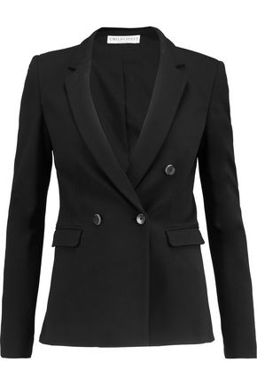 EMILIO PUCCI Double-breasted stretch-crepe jacket